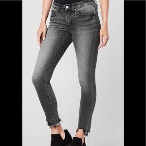 BKE Stella Mid-Rise Ankle Skinny Stretch Jean 25